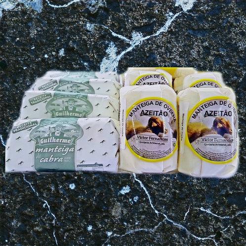 Manteiga Cabra/Ovelha