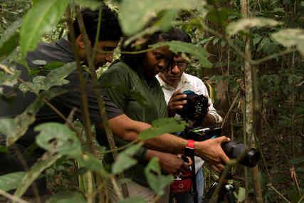 Amazon fieldtrip