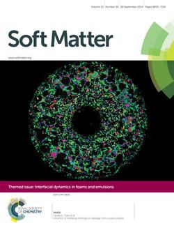 SoftMatter 2014 Cover Bhamla