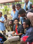 Science outreach in Madagascar