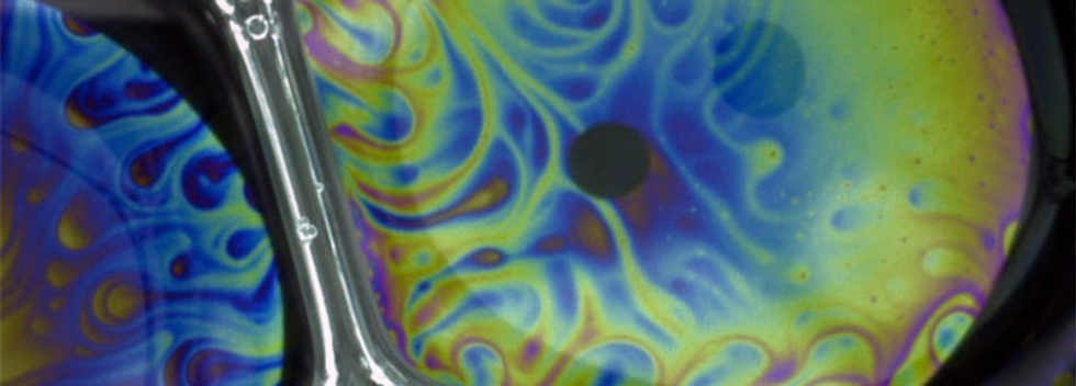 Pop science: Stanford engineers stop soap bubbles from swirling