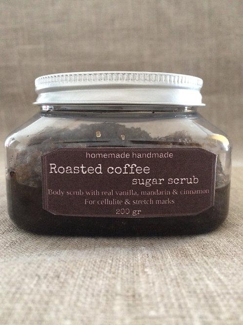 Roasted Coffee Sugar Scrub