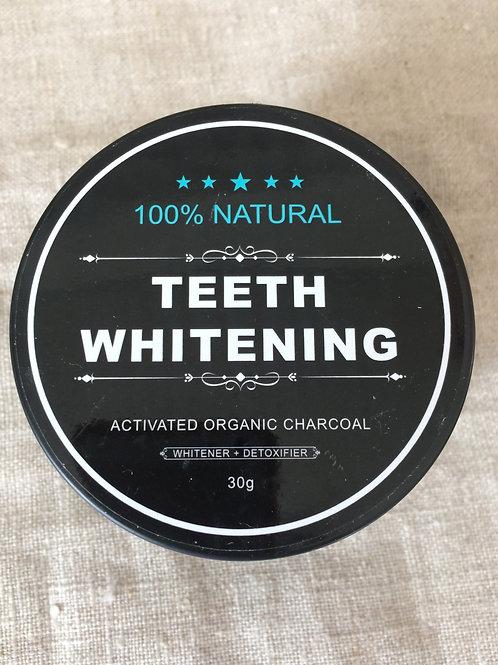 Teeth whitening Charcoal