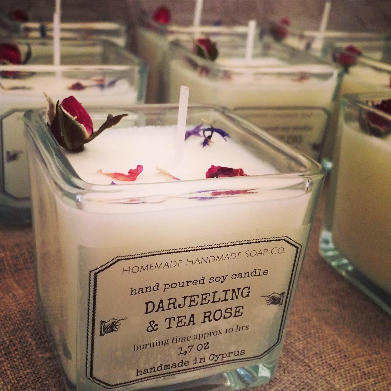 Darjeeling & Tea Rose