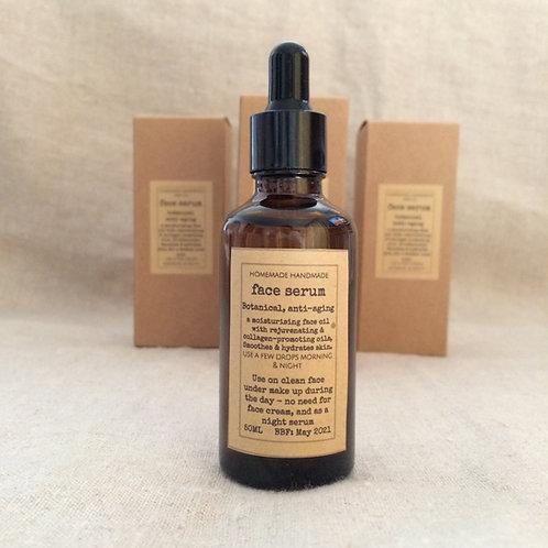 Face Serum - Botanical anti-aging