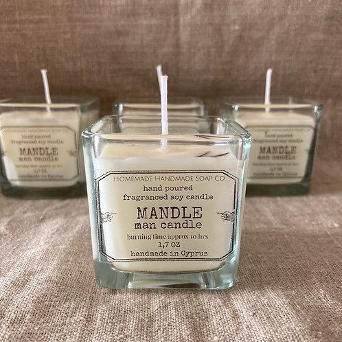 Mandle - man candle