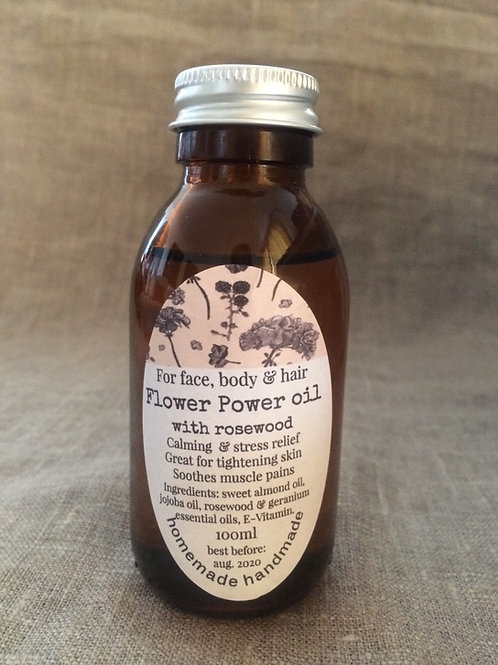 Flower Power Oil
