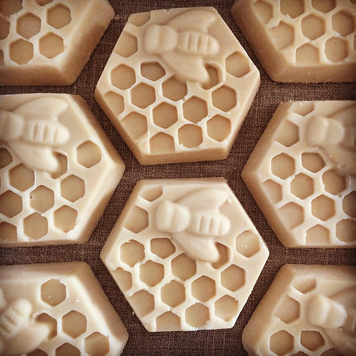 Busy Bee soap