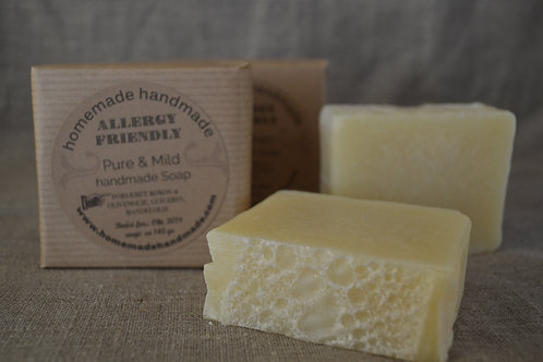 Pure & Mild soap