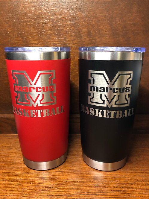 Marcus Basketball Insulated Cup