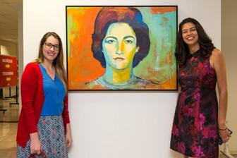 Maira Rocha e Mônica Lopes - Obra Elza