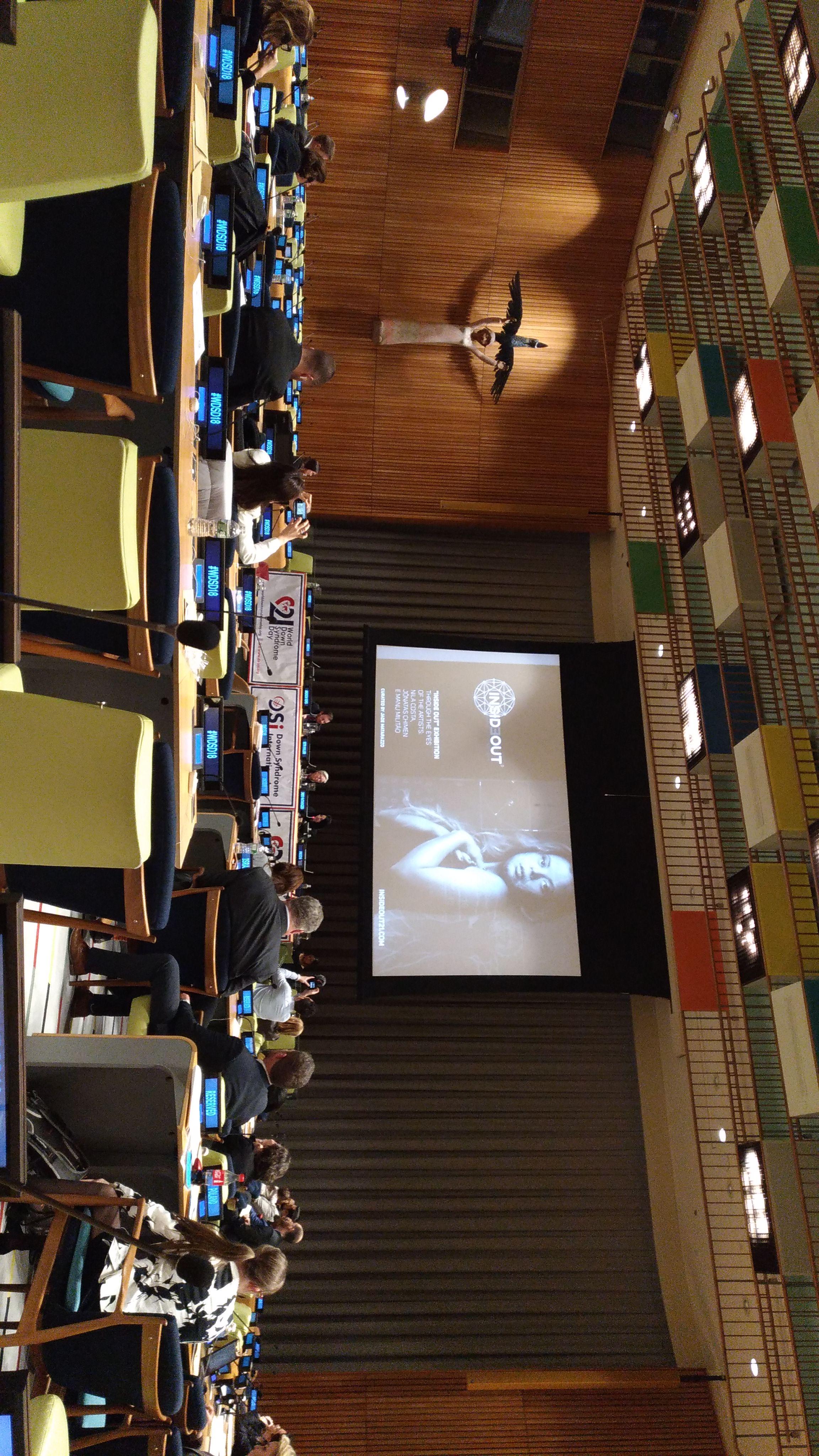 Auditório da ONU NY
