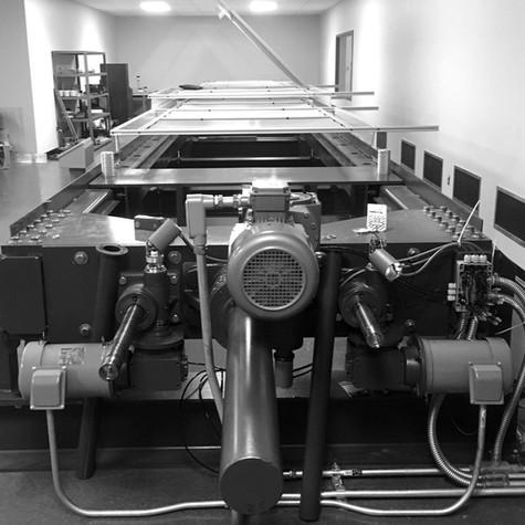 Tesile Test Machine