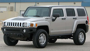 Hummer_H3 goes with Did you Know food we