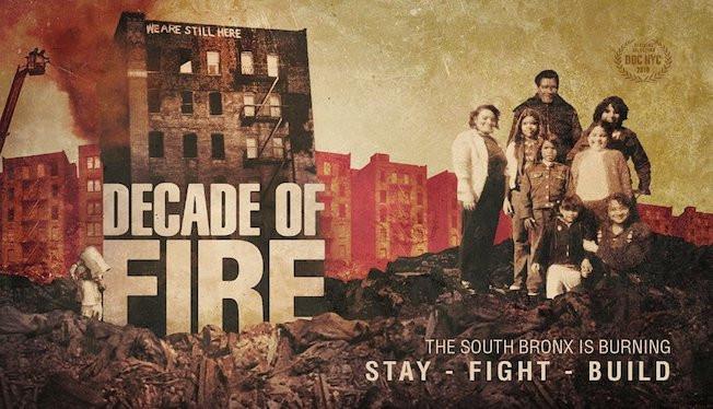 BEYOND BRONXSPLOITATION: DECADE OF FIRE