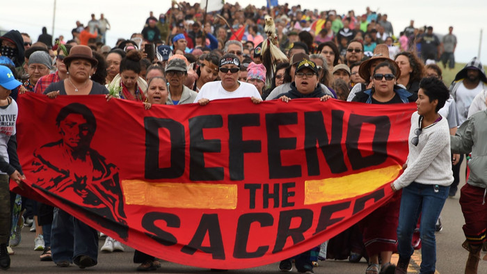 STANDING ROCK: VICTORY CELEBRATED, STRUGGLE TO CONTINUE