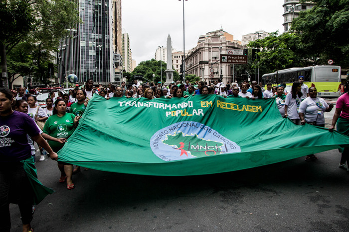 Planning for Solidarity: The Case of Brazilian Catadores
