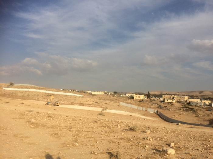 GROUNDHOG DAY: PLANNING AS A FORM OF INJUSTICE AND STRUGGLE FOR THE BEDOUIN IN ISRAEL-PALESTINE
