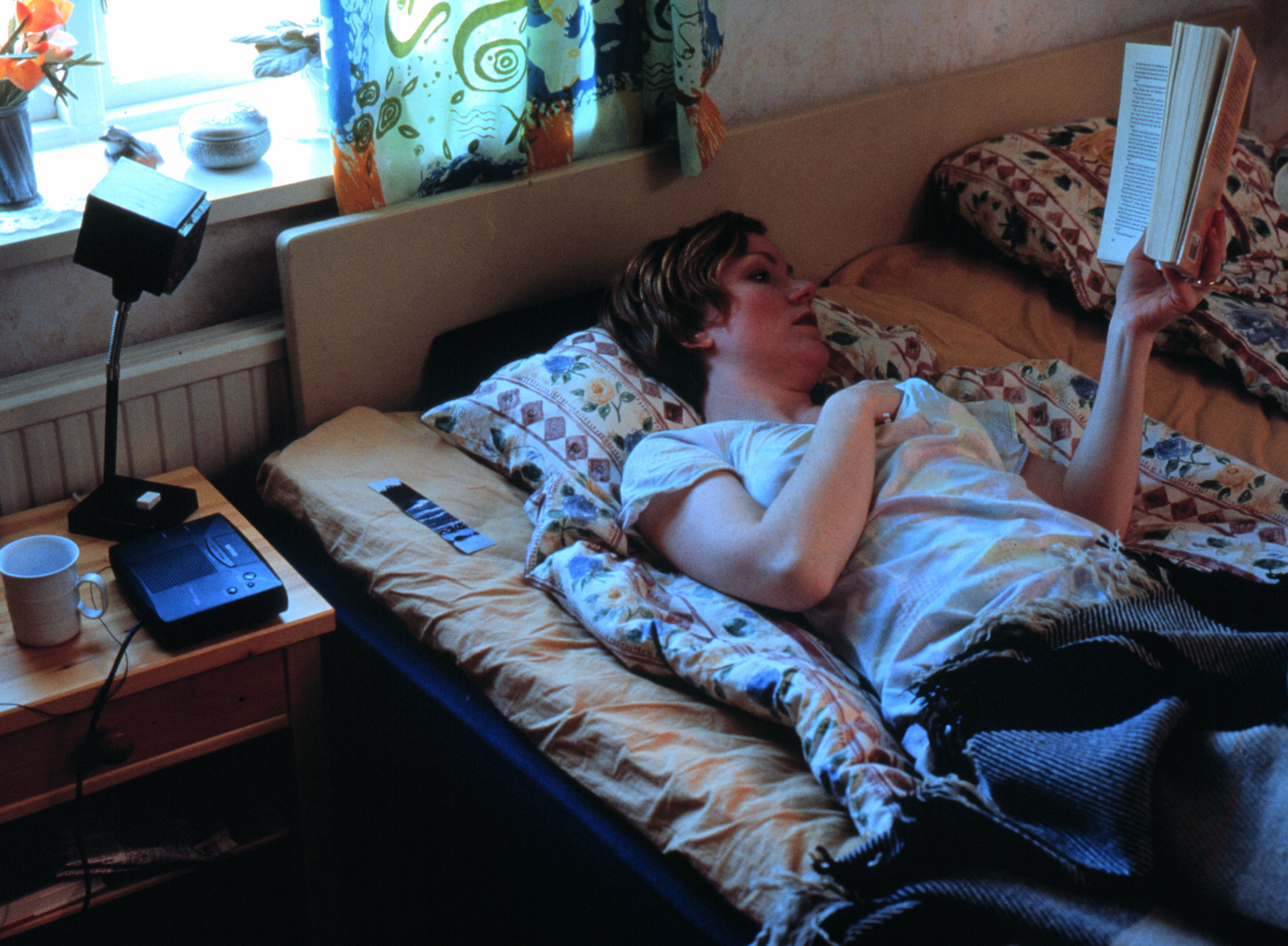 Me in My Mother's Clothes: the Bedroom 1999