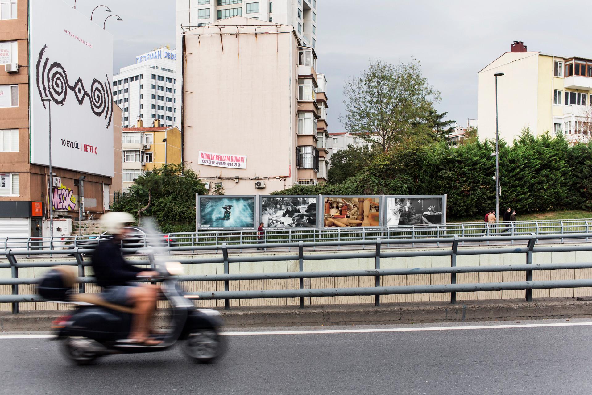 Billboard Istanbul 2020
