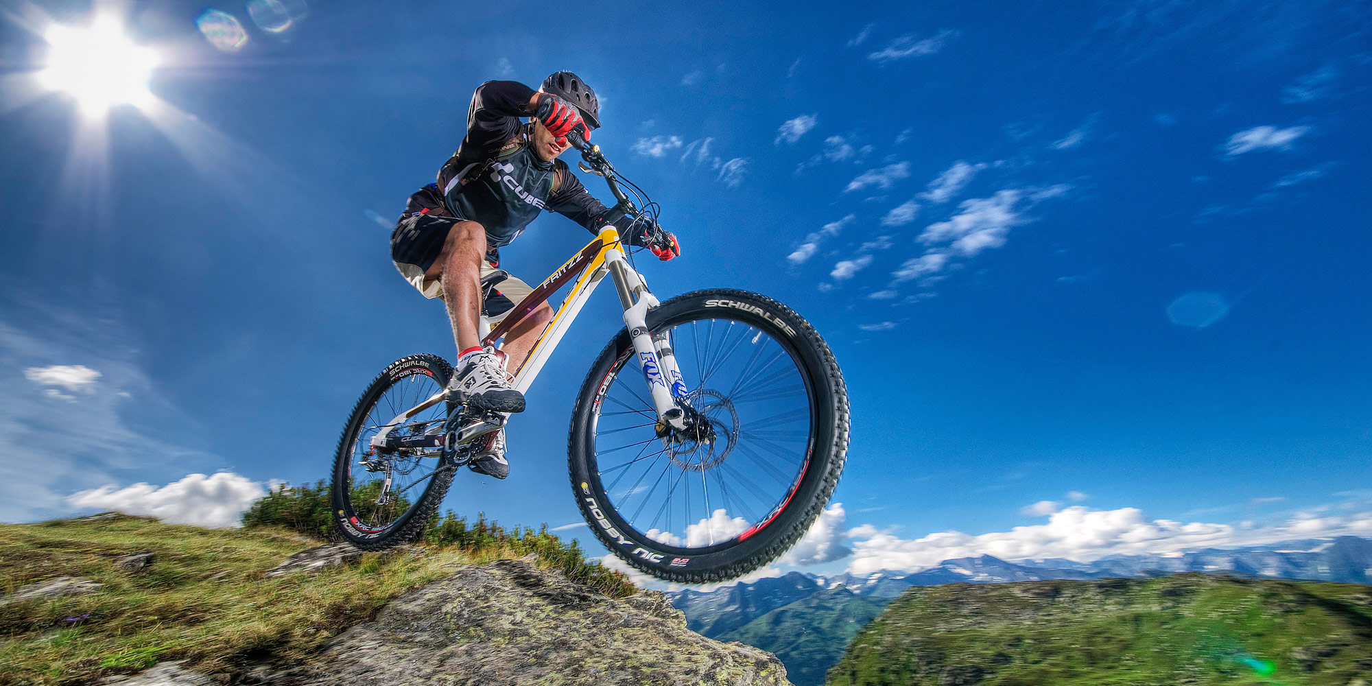 mountain bike et vtt