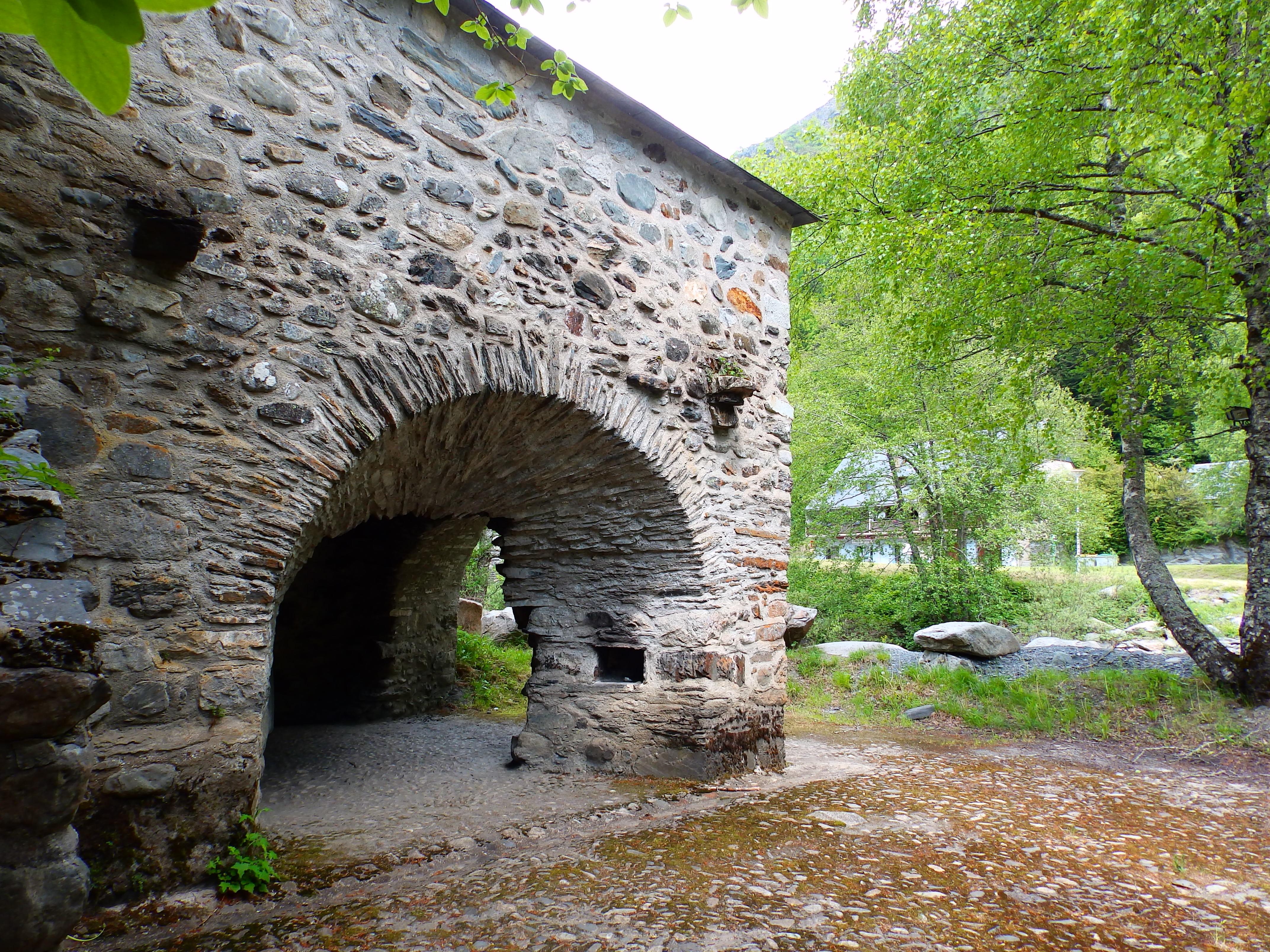le forge au pont du moudang
