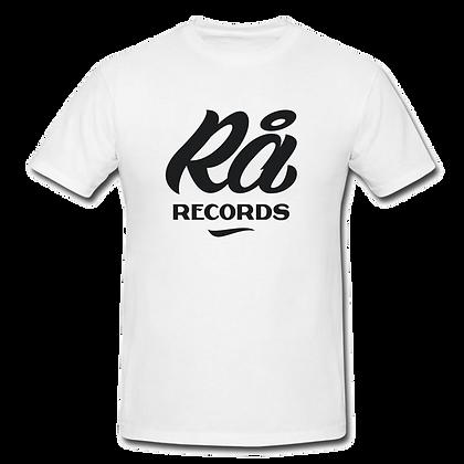 Rå Records T-Shirt [White]