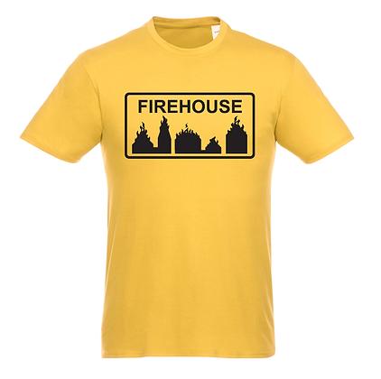 Firehouse T-Shirt (Gul)