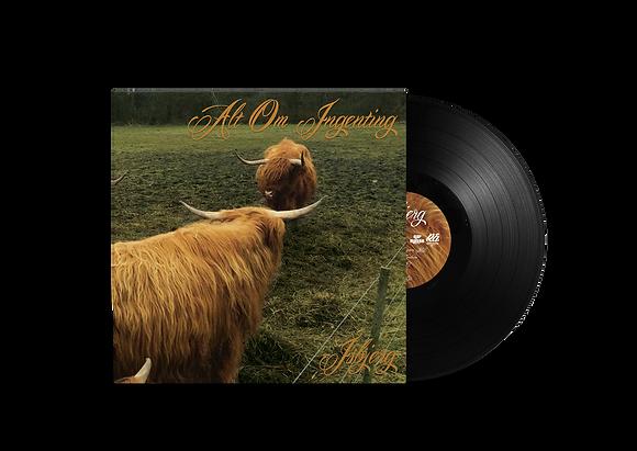 """Isbjerg - Alt Om Ingenting [12"""" Vinyl]"""