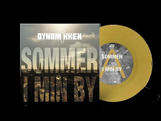 "Dynamikken - Sommer I Min By [7"" Gold Vinyl]"