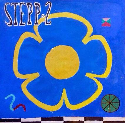 Stepp*2 - Stadig På Jagt Efter Fuger I Tiden [CD]