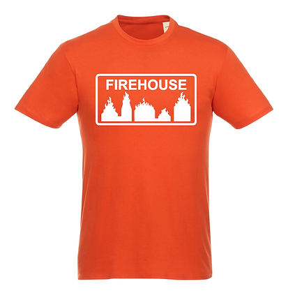 Firehouse T-Shirt (Orange)