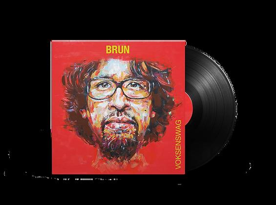 Brun - Voksenswag [LP]