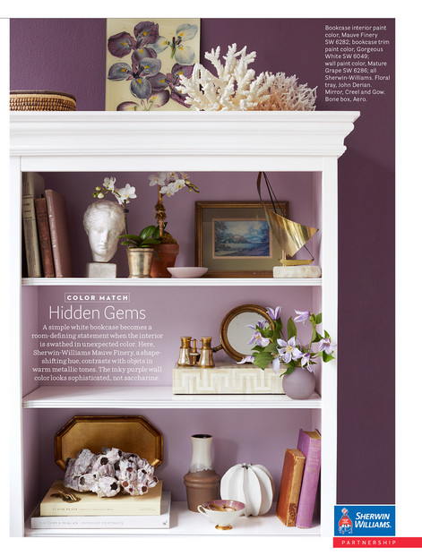 Published in April 2018 House Beautiful