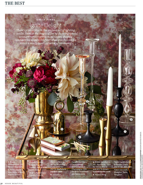 Published in February 2017 House Beautiful