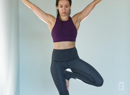 Day Thirteen - Tree Pose
