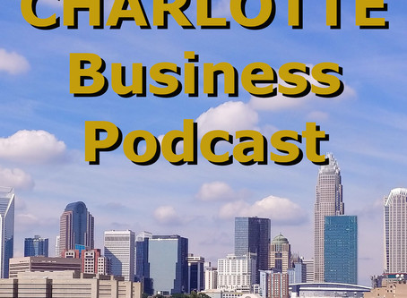 Just Breathe is on the Charlotte Business Podcast!