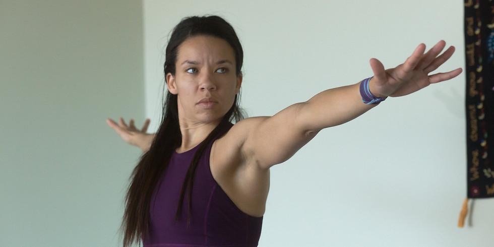 Yoga Series - 4 Weeks