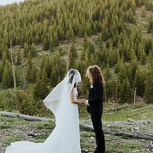 Yellowstone Elopement