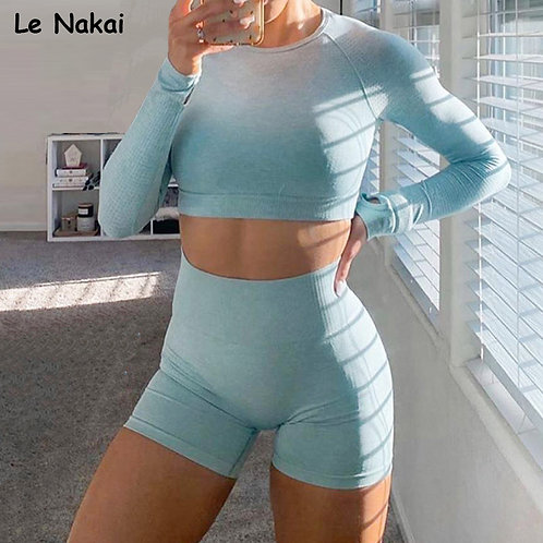 2pc Workout Suit - Make Your Leggings Jealous