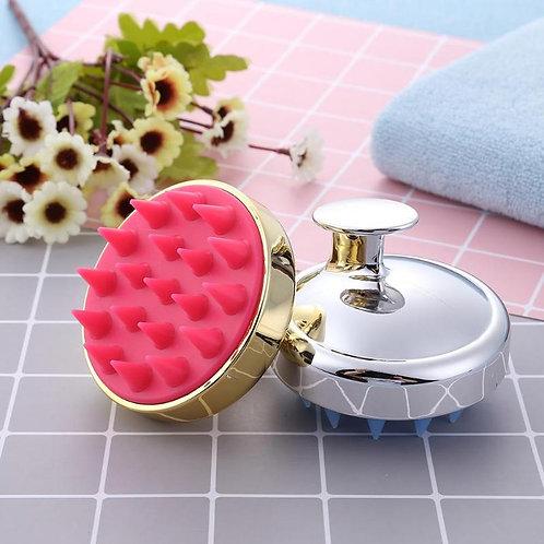 Silicone Shampoo Scalp/Body Massage Brush
