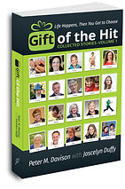 Gift of the Hit Book Adversity, Resiliency, Courage