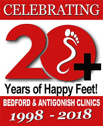 Bedford orthotics clinic and onsite lab.