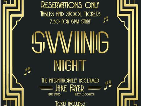 Swing Night