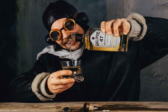 The Drunken Jockeys, Mobile Bar Hire in Surrey, England UK