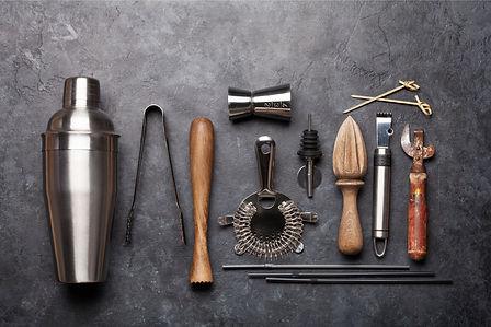 cocktail-utensils-set-of-bar-tools-8VEAJ