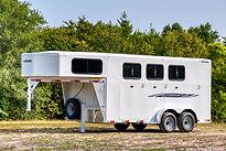 Avalanche II Gooseneck Horse