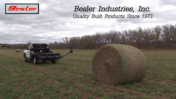 Besler Industries Bale Loader