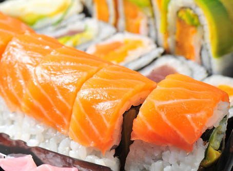 Things to do in Gainesville, FL: Places to Eat- Dragonfly Sushi!