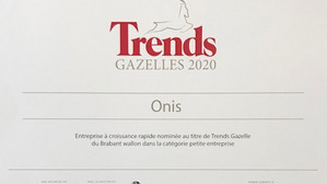 Onis nominated by Trends Gazelles 2020